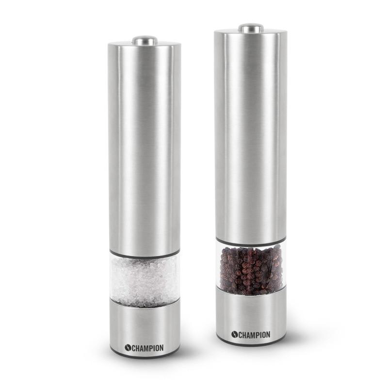 elektrisk salt och pepparkvarn