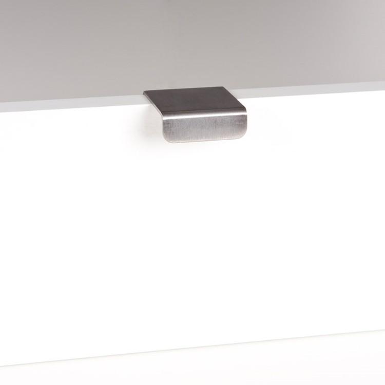 Ballingslöv Handtag HG120 Borstad rostfritt, c/c 20 mm