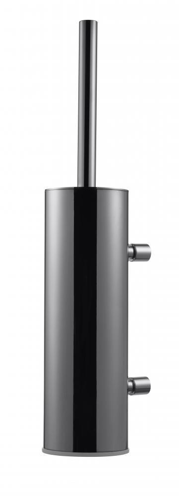 Tapwell Toalettborste TA220 Black Chrome - Black Chrome