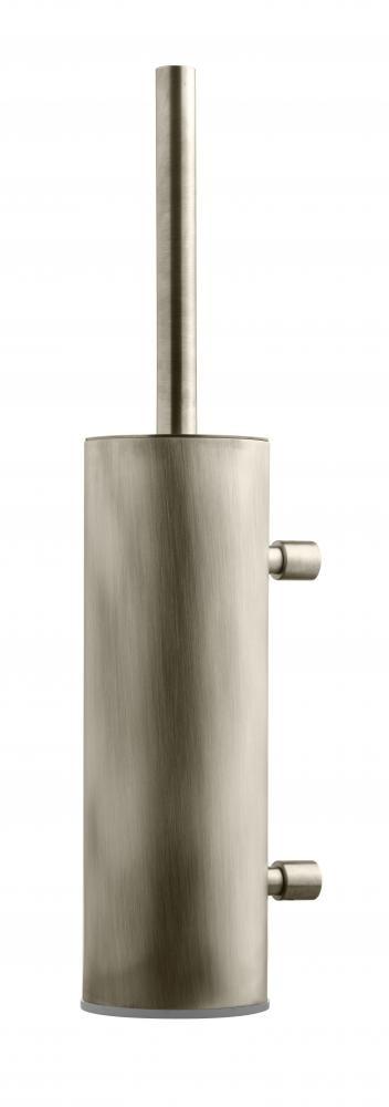 Tapwell Toalettborste TA220 Borstad Nickel - Borstad nickel