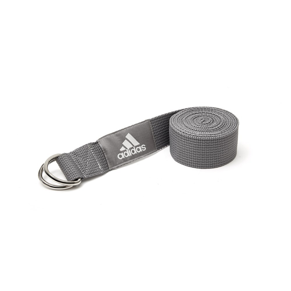 Adidas Yogabälte Yoga Strap Grey