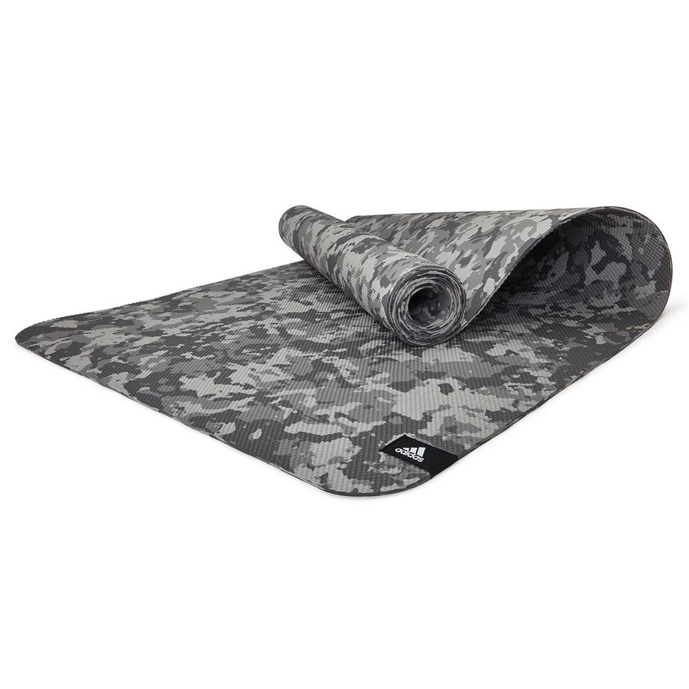 Adidas Träningsmatta Mat Training Grey Camuflage