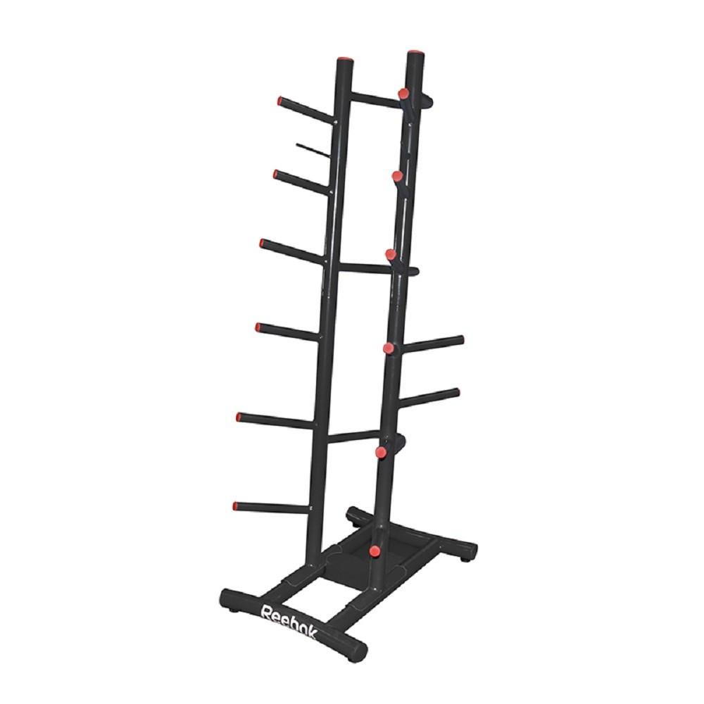 Reebok Viktställ Rack Rep Set Corner 10 pcs Black