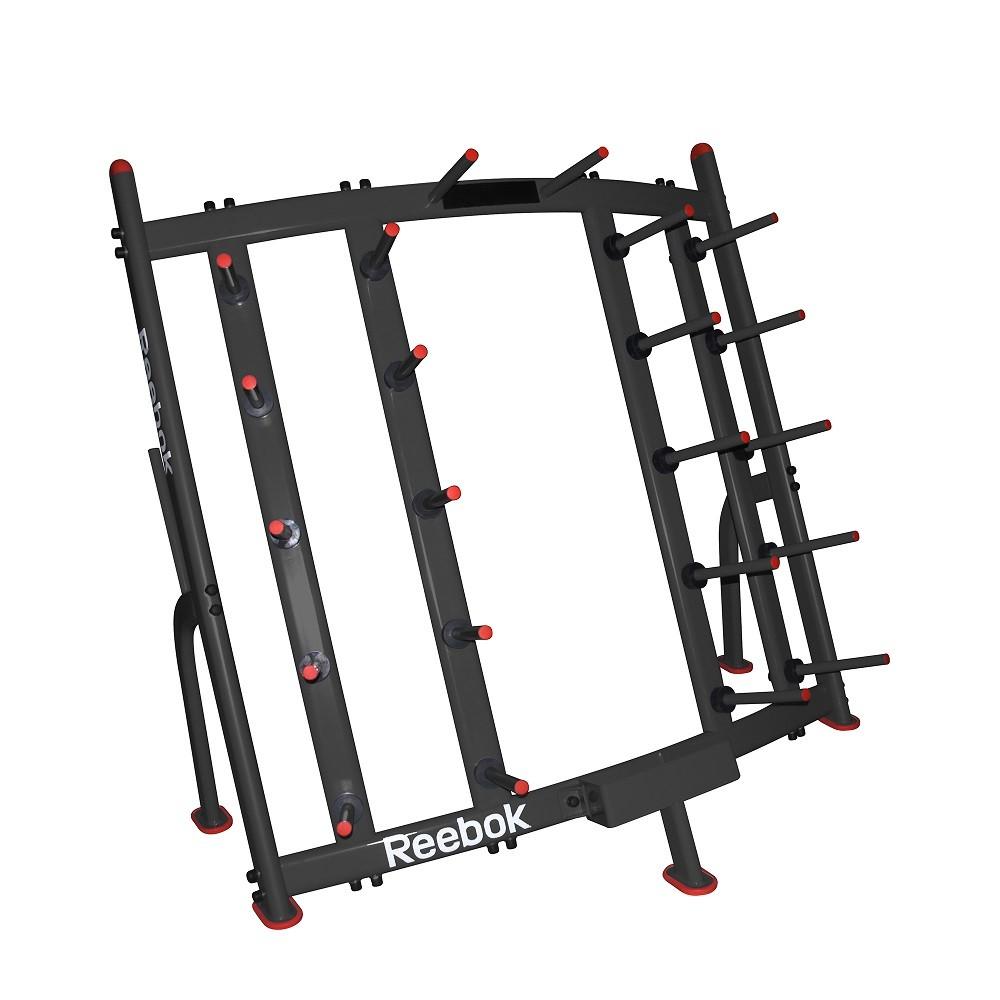 Reebok Viktställ Rack Rep Set Corner 20 pcs Black