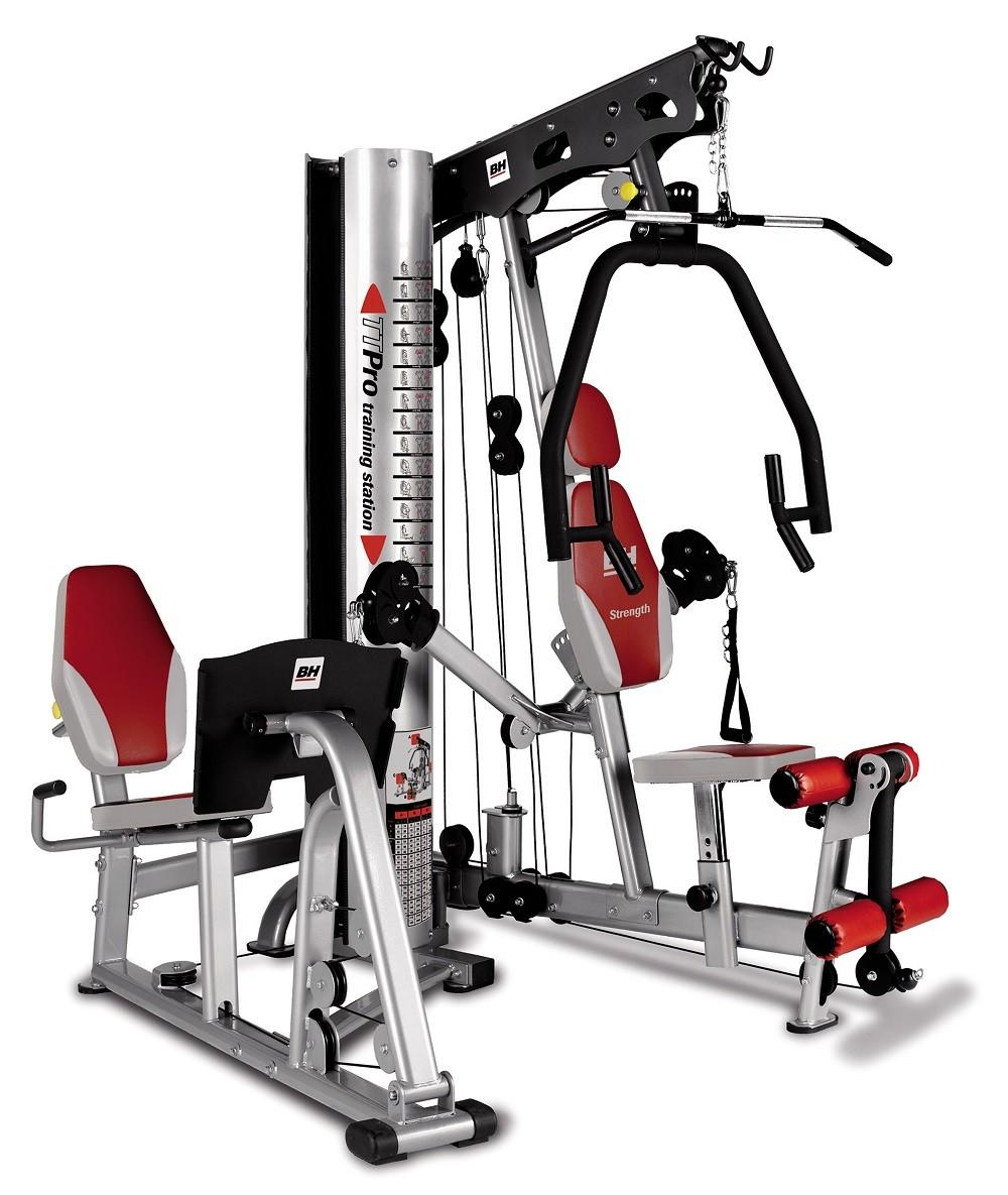 BH Fitness TT Pro Homegym 100 kg