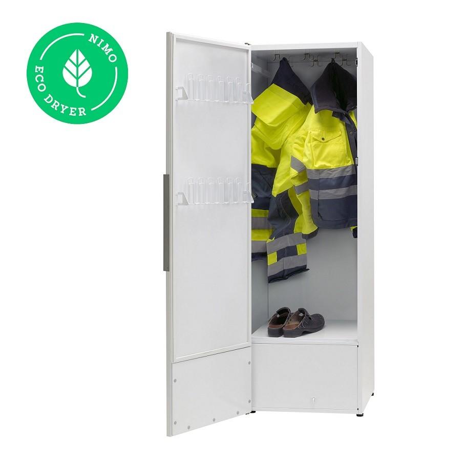 Nimo Torkskåp ECO Dryer 2.0 HP BOD Vänster