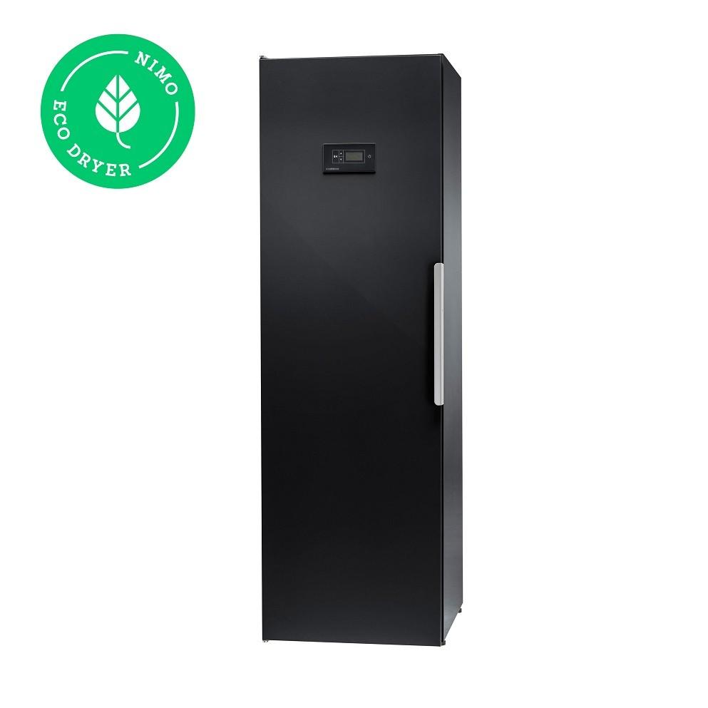 Nimo Torkskåp ECO Dryer 2.0 HP Svart Vänster