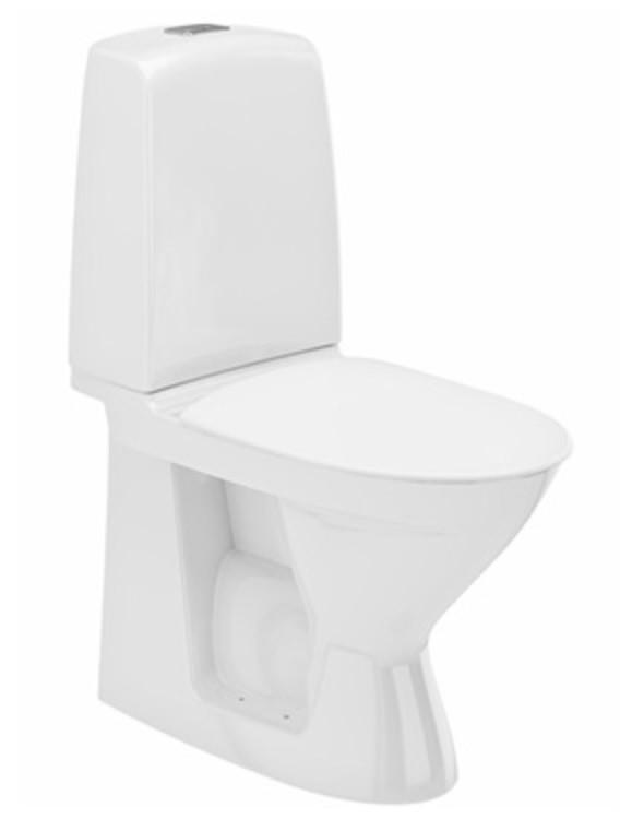 Ifö WC-Stol Spira 6260 Med Muksits