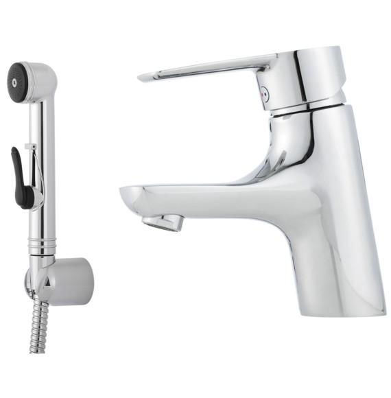 Mora Tvättställsblandare Cera B5 med handdusch