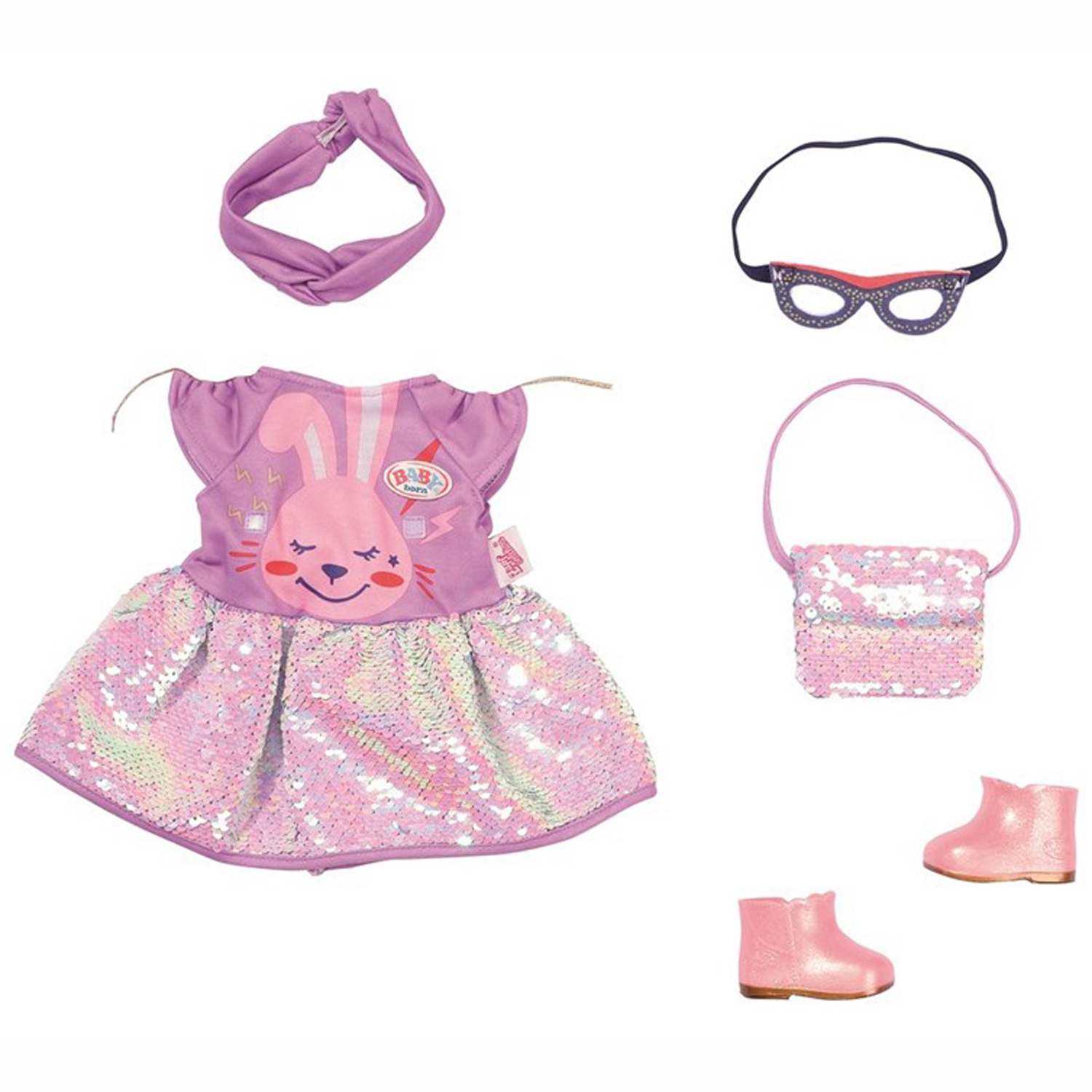 BABY Born Deluxe Happy Birthday Outfit 4