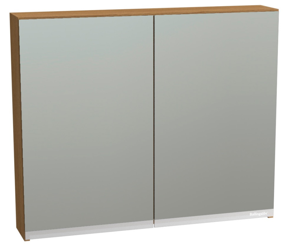 Ballingslöv Spegelskåp TMM 80 cm Ek Natur