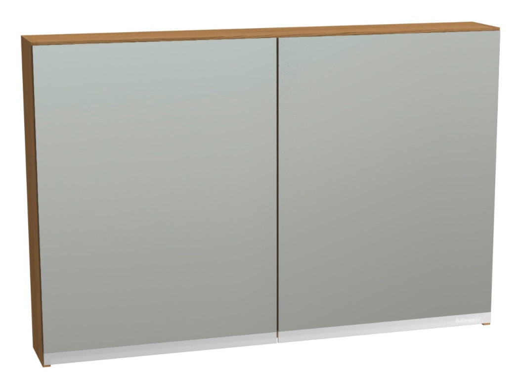 Ballingslöv Spegelskåp TMM 100 cm Ek Natur