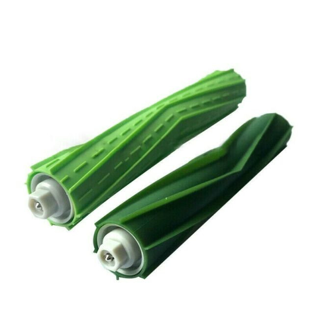 T-Roomba Rubber Brushes Set