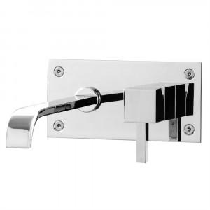 Tapwell Tvättställsblandare BOX008 BOX Rettangolo