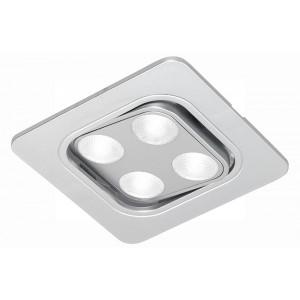 Beslag Design Java Square LED-spot