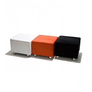Chairs + More Harmony pall rektangulär - kombinerbar serie!