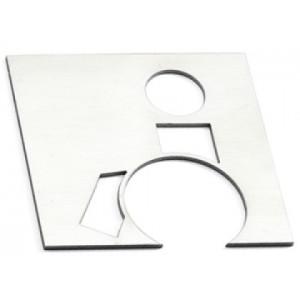 Beslag Design 60105 Symbolskylt Handikapp