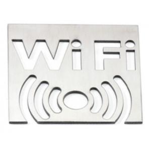Beslag Design 60109 Symbolskylt WiFi