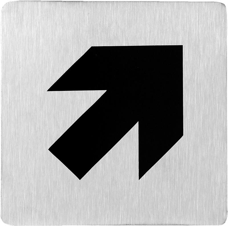 Beslag Design 8956 Pictogram Symbolskyltar CL 6106