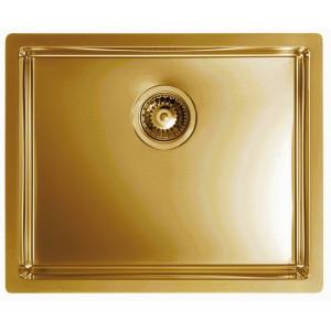 Decosteel QUADRIX 50FS Disklåda Guld