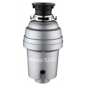 Avfallskvarn Decosteel Deco 1000