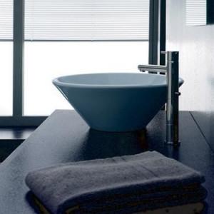 Tvättställ Eico 1434 Cono 8010 Vit