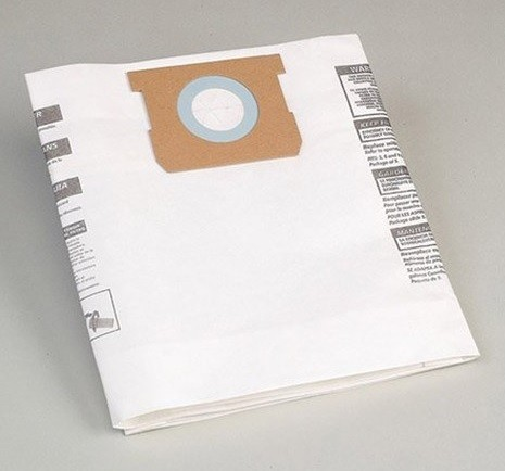 Shop Vac Dammsugarpåsar Micro 16 5-pack