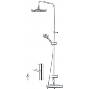 Takdusch Mora 8344166 Rexx Bathroom Concept 160 c/c