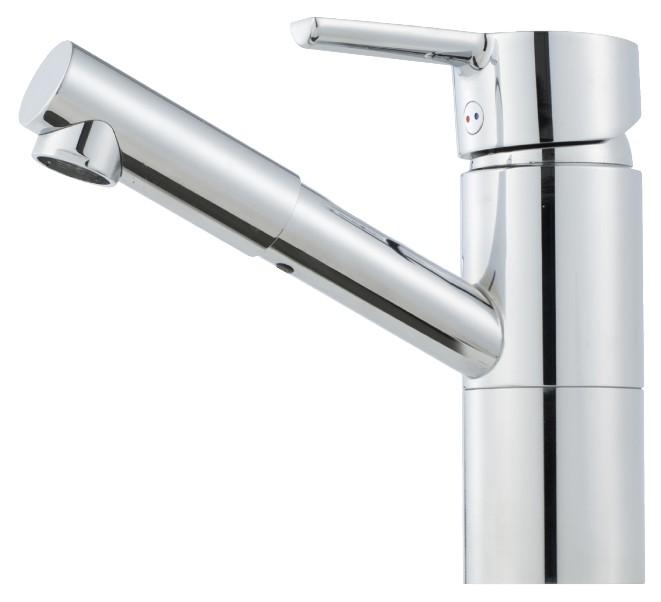 Mora Tvättställsblandare MMIX B6 med hög pip