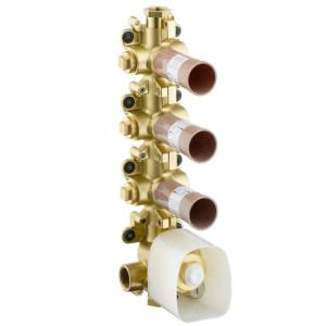 Hansgrohe Axor ShowerCollection Inbyggnadsdel för termostatmodul
