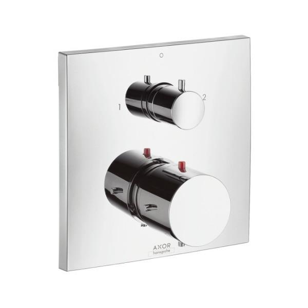 Hansgrohe Axor Starck X Duschtermostatblandare för inbyggnad