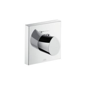 Hansgrohe Axor Starck Organic Duschtermostat 120 x 120 mm för inbyggnad