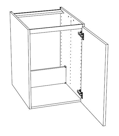 Ballingslöv Diskbänkskåp C6V ventilerat