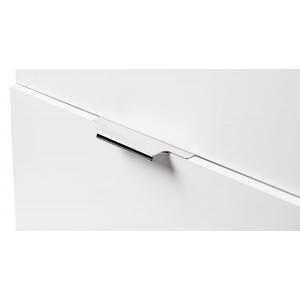 Svedbergs handtag Nr 1 Krom 600 mm