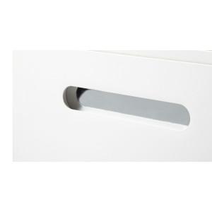 Svedbergs Handtag Nr 8 Krom 60/80/100 cm