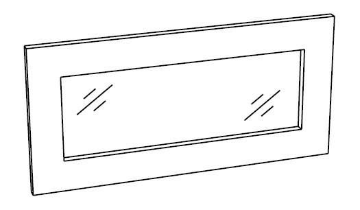 Ballingslöv Frostat Vitringlas Till LUG284896