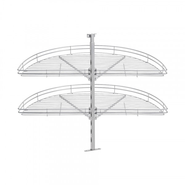 Beslag Design Karusell Fina 1/2 750 Silver