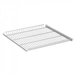Beslag Design Gallerhylla 400 Kant Silver
