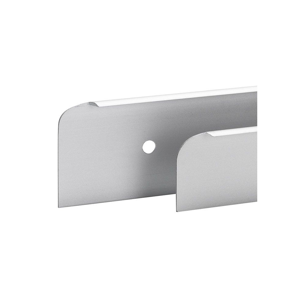 Beslag Design Bänkprofil R7 640x28 Alu