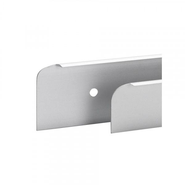 Beslag Design Bänkprofil R7 640x38 Alu
