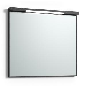 Svedbergs Spegel Stil Top-Mirror 80 Svart Ek