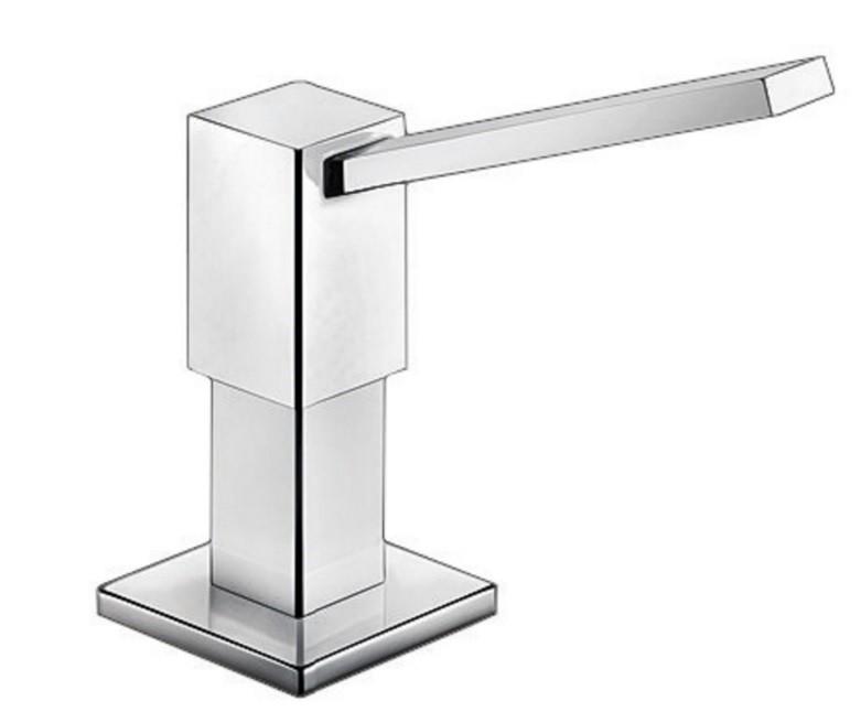 Blanco Diskmedelspump Quadris 517588 - Rostfritt stål Borstad finish
