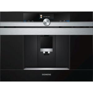 Siemens Helautomatisk Espressomaskin CT636LES1