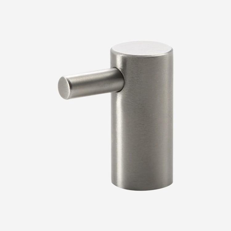 Ballingslöv badrumskrok KROKR Rund - Rostfritt stål Satin polerad