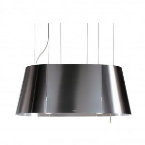 Eico Kolfilterfläkt TWIN Rostfritt stål