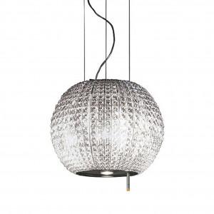 Eico Kolfilterfläkt STAR Rostfritt stål / Glas