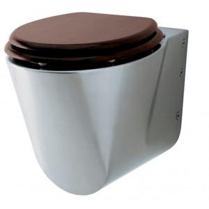 Toalett för väggmontering WCV4