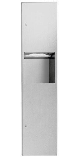 Kombinerad Pappers- & Avfallsbehållare ASI9467