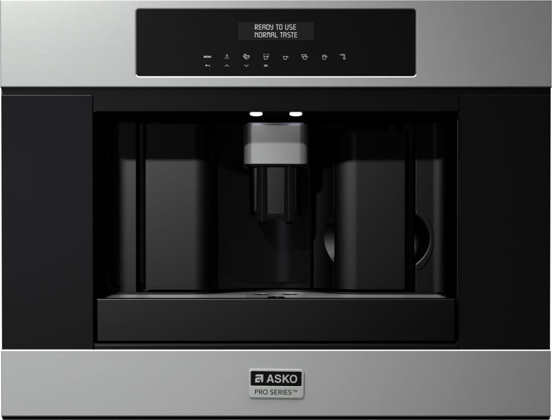 Asko Inbyggd Kaffemaskin CM8456S