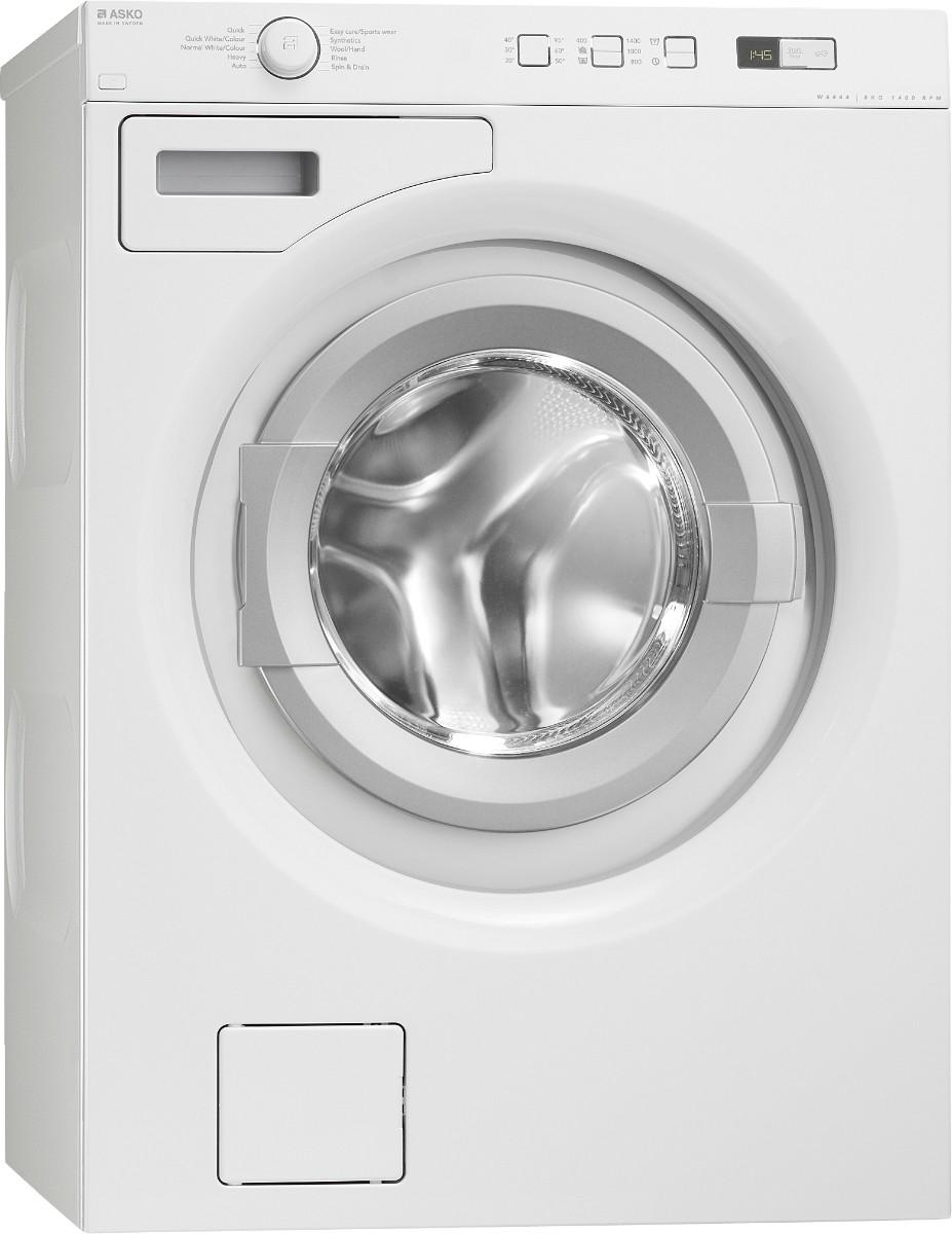 Asko Frontmatad Tvättmaskin W6444IWNOR
